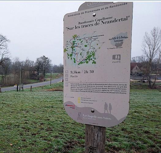 Randonnée Capelloune: 'Sur les traces de Neandertal'