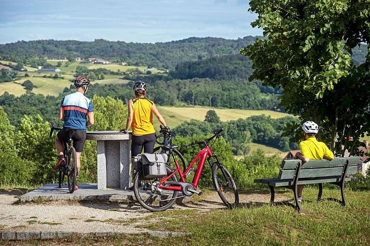 Véloroute Corrèze