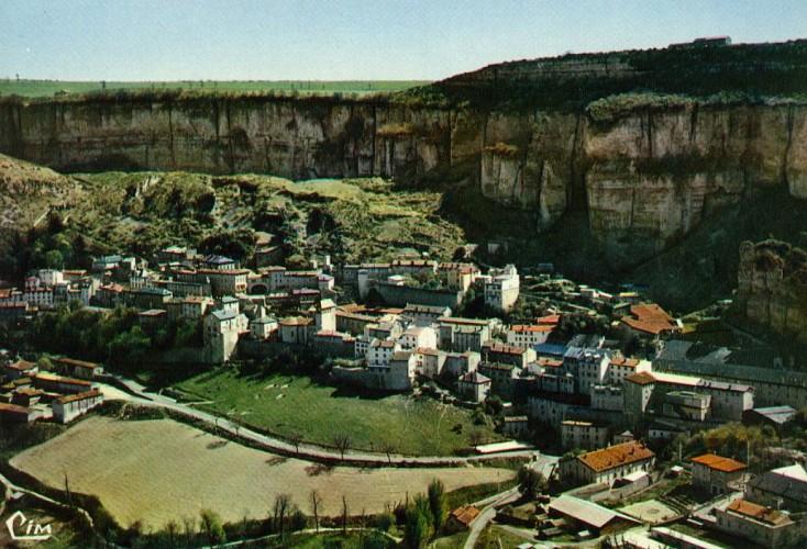 """Balade moto """" les caves de Roquefort """"."""