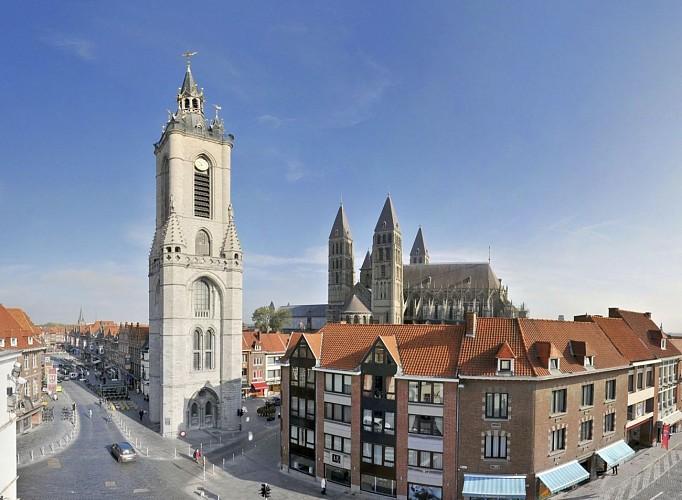La Wapi à vélo : À vélo, dans la Cité des 5 clochers / Hainaut