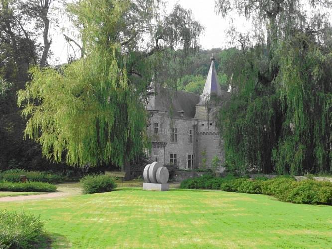 Balades du Moulin: Tour du village de Spontin