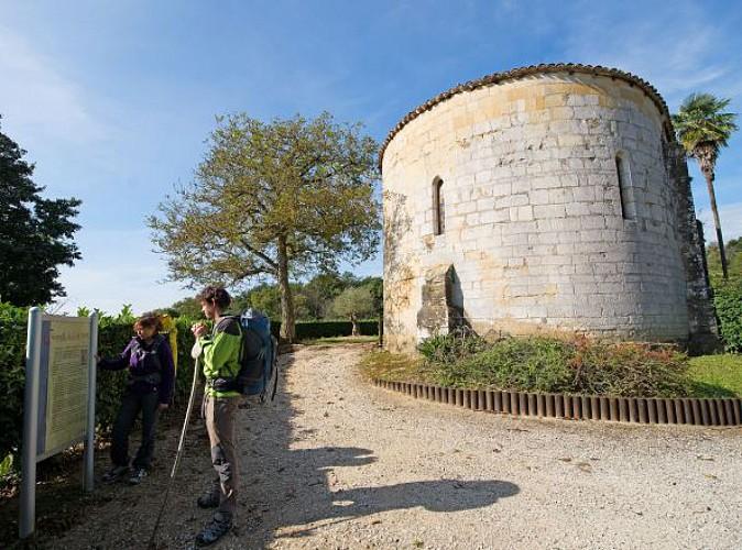 GR 65 de Pomps à Arthez-de-Béarn