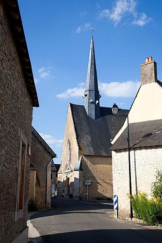 Vallon-sur-Gée et Crannes-en-champagne - Circuit Balade des vieux logis et demeures