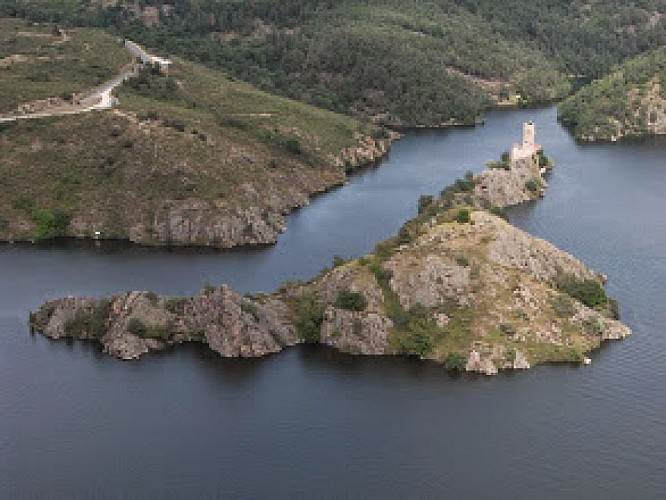 Itinérance nautique Barrage de Grangent