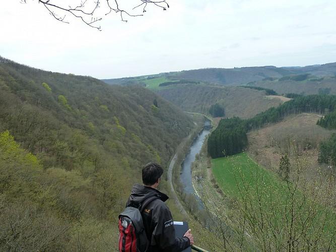 Escapardenne Lee Trail - Etape 1