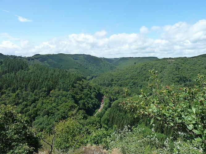 Escapardenne Lee Trail - Etape 3
