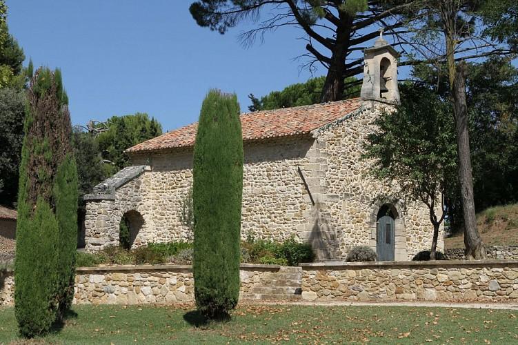 Rando : de La Tour d'Aigues à La Chapelle St Julien de La Bastidonne