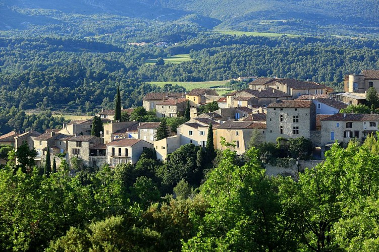 Rando : Le Chemin de Valbonette