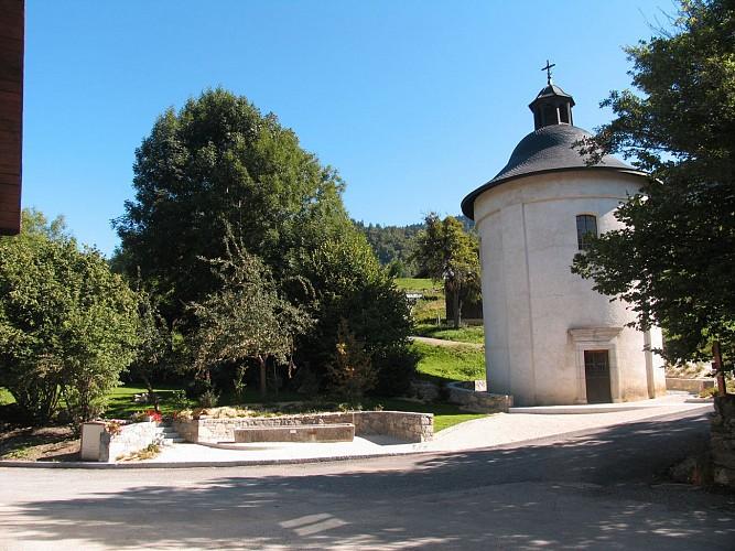 Religious heritage paths