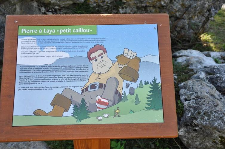 'La Pierre à Laya'