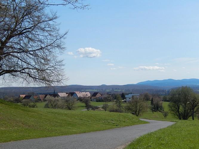 Découverte du village d'Eschbourg
