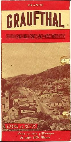 Découverte du village de Graufthal