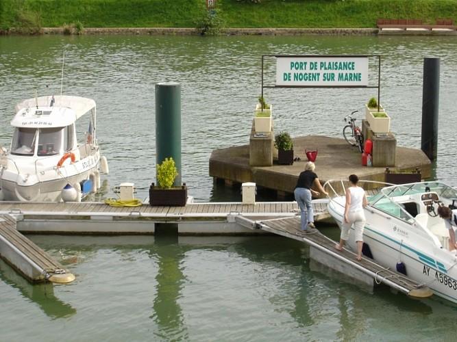La Marne: dans la boucle de Joinville