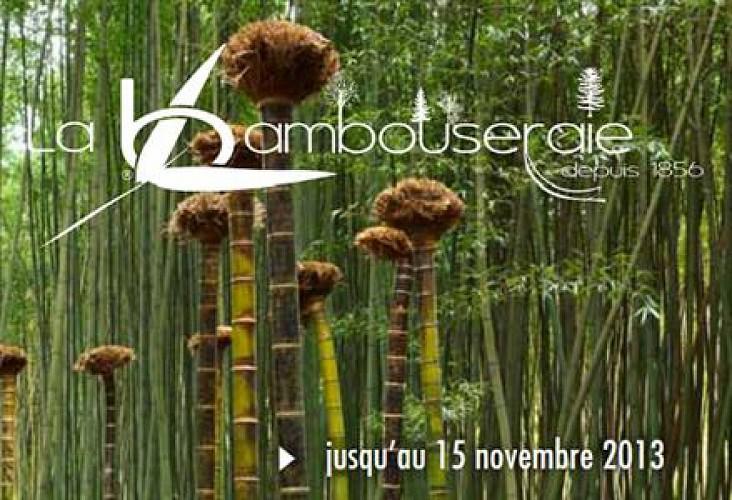 "Balade moto ""visite de la bambouseraie d'Anduze""."
