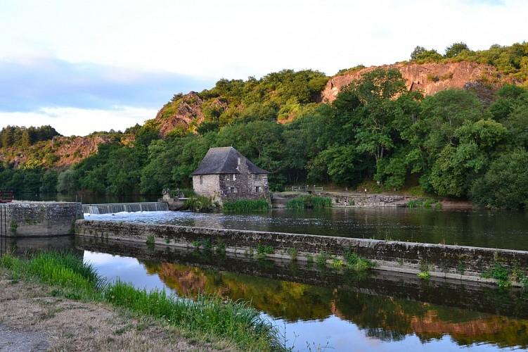 Rand'eau nautiques sur la Vilaine - Etape 2 : Le Boël