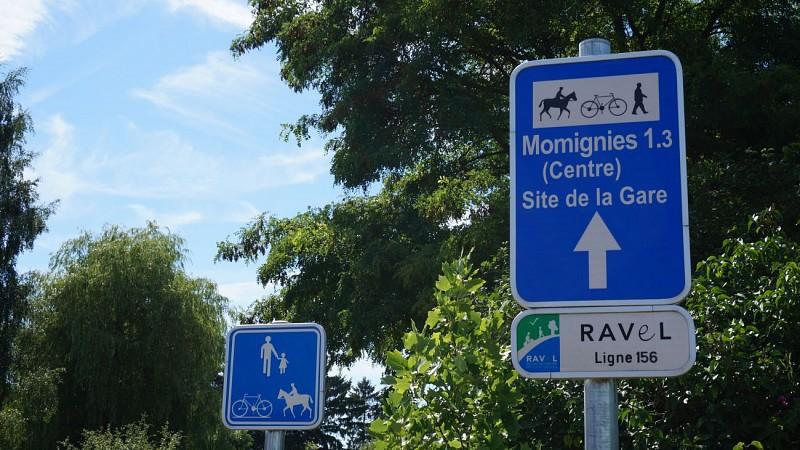 Circuit entre CHIMAY et MOMIGNIES, entre nature et patrimoine / Hainaut