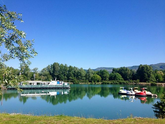 Le Port de la Vallée Bleue