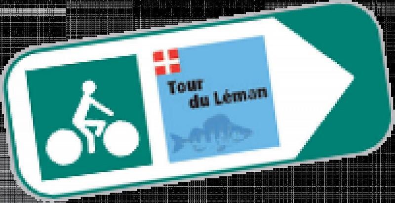 Rejoindre le Tour du Léman à vélo par la boucle de l'Ain