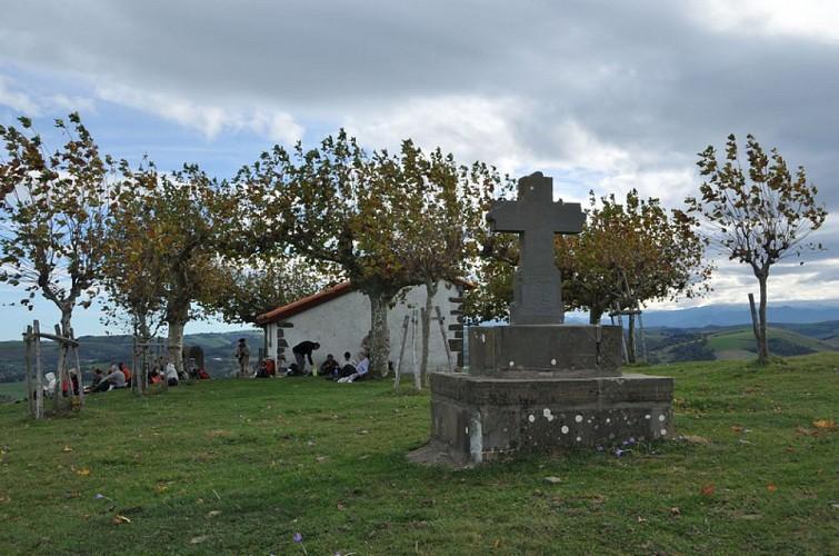 GR 654 De Sauveterre-de-Béarn à Ostabat