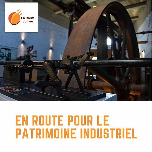 La Route du Feu : en route pour le patrimoine industriel