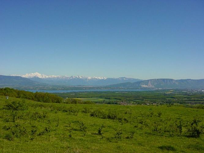 Mont Mourex - Grande boucle