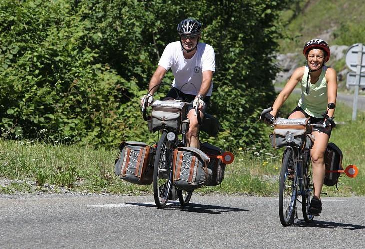 Le piémont pyrénéen (cyclotourisme)