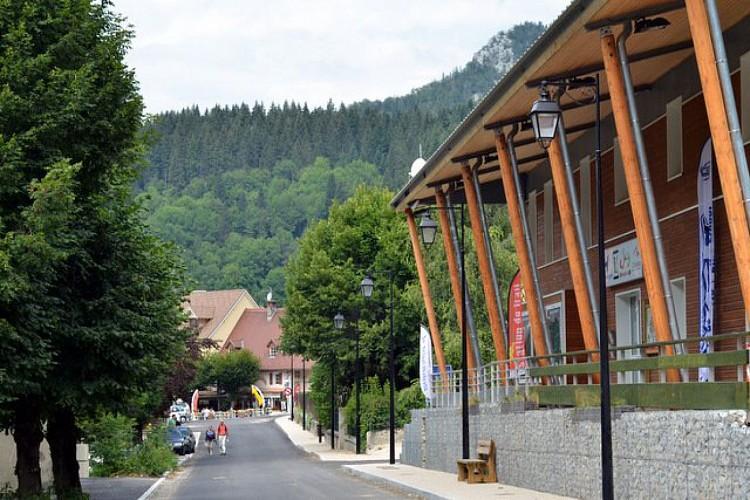 Station de Trail