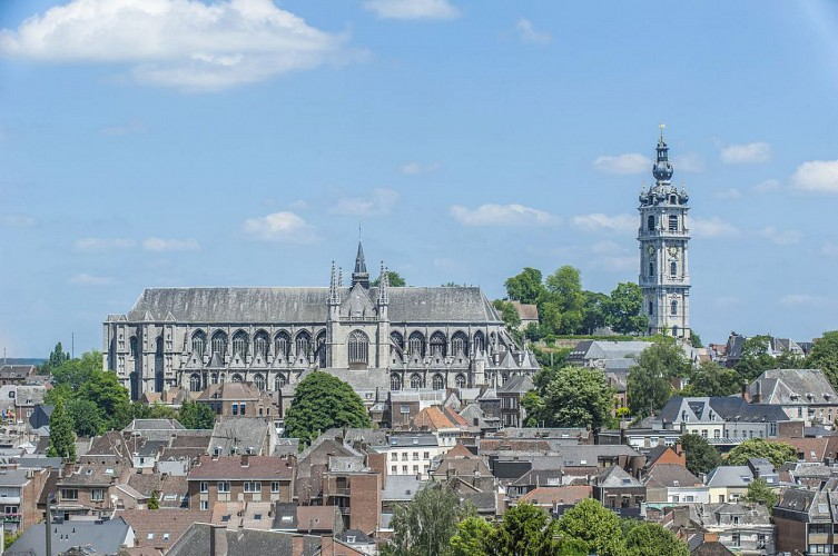 Circuit of the historical centre of MONS : heritage and museums