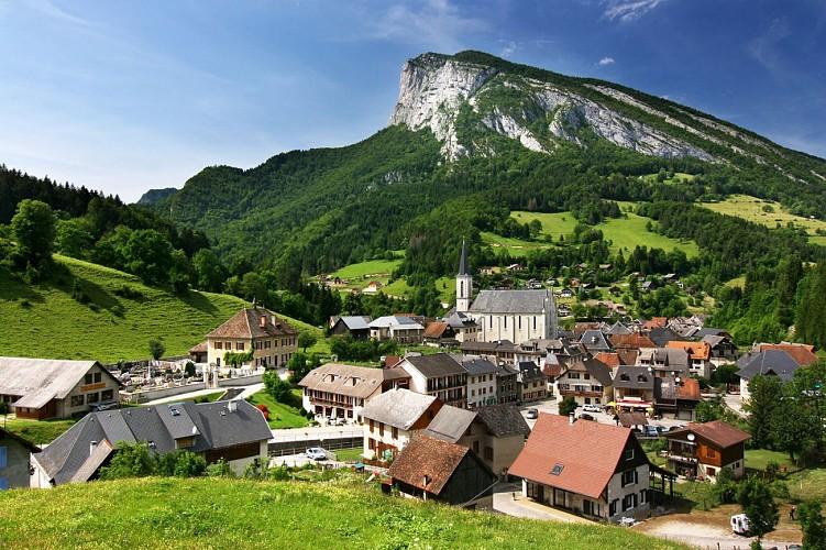 """Chemin des Mules"" walk"