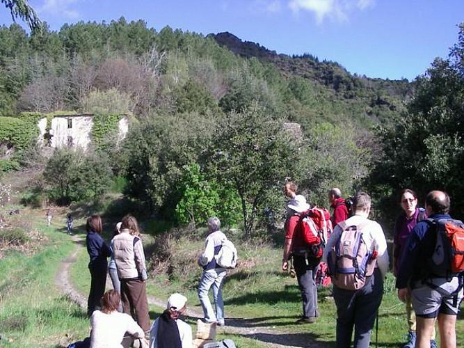 Sentier de la Carrière - Moissac Vallée Française