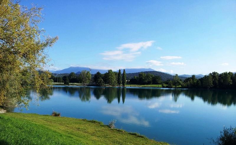 Sentier du lac de Sède