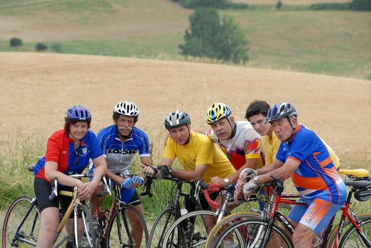 Lomagne V3 - Circuit des Ruisseaux