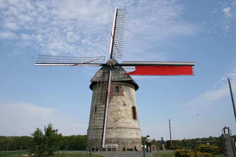 """""""Des Marliches au Moulin Brunet"""""""