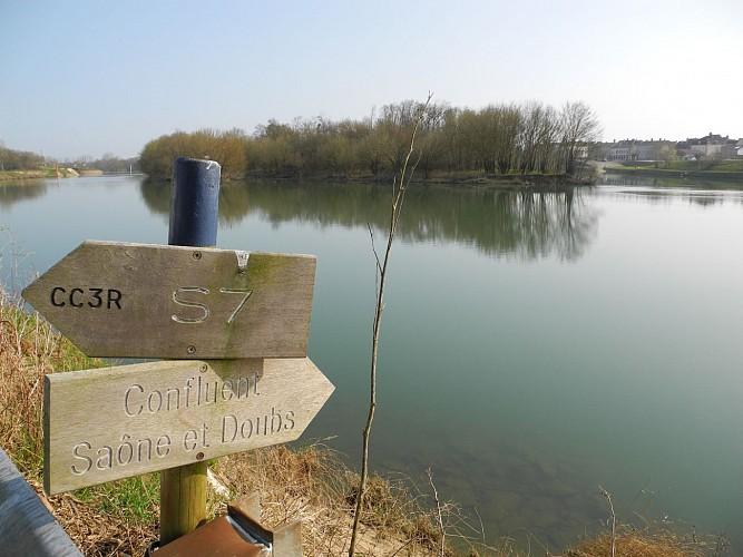 Autour de la Saône
