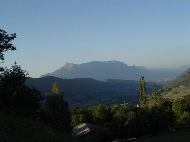 Le tour du Mont-Pezard