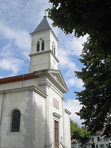 Eglise de Montalieu