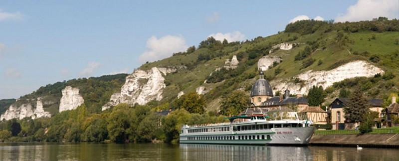 Croisière CroisiEurope : La vallée de la Seine et ses escales incontournables