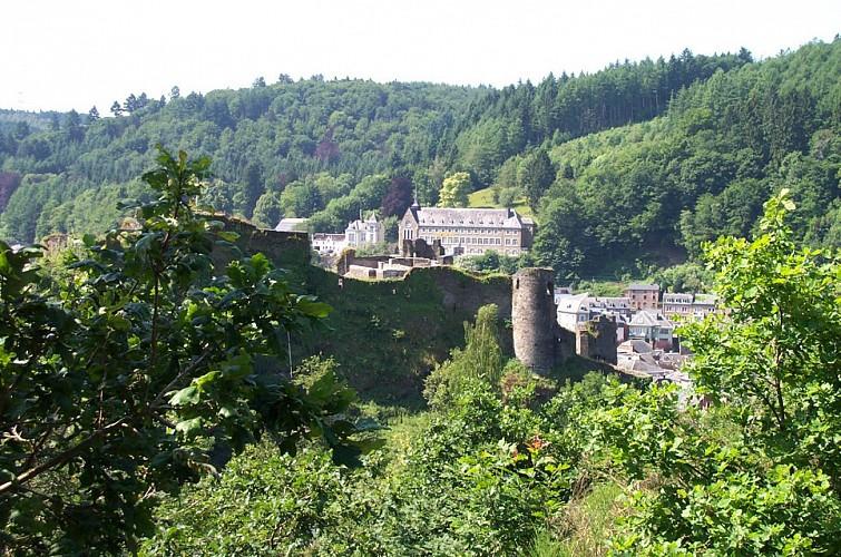 Route des châteaux et des légendes