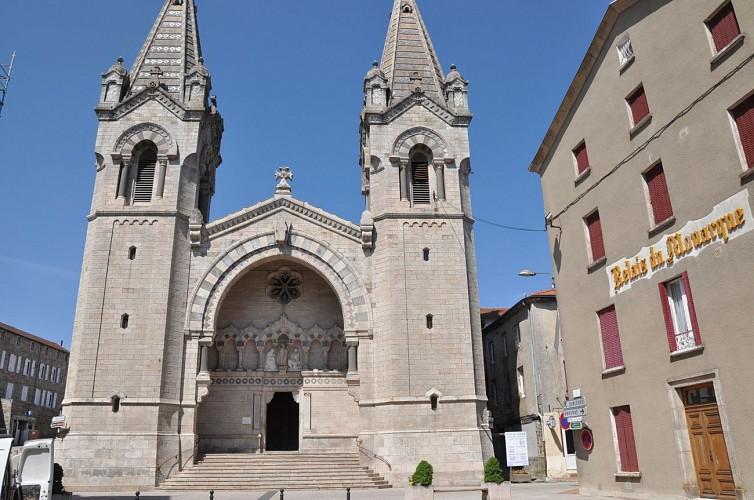 Parcours Enduro Saint Félicien-Lalouvesc facile