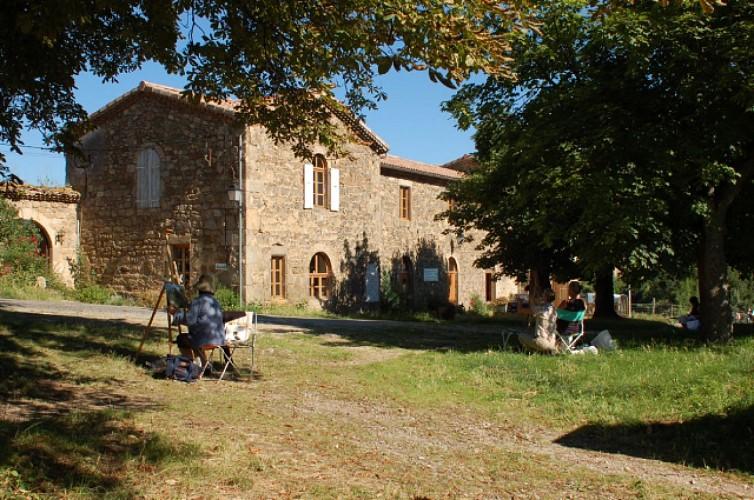 Enduro VTT Saint Victor-Vion facile