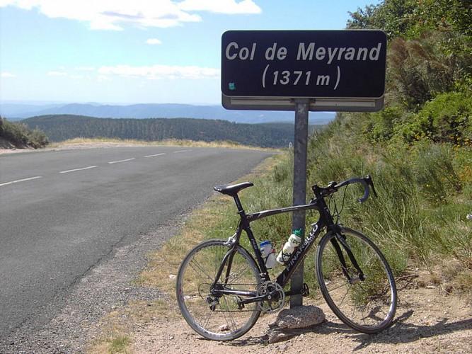 Tour du Tanargue en vélo