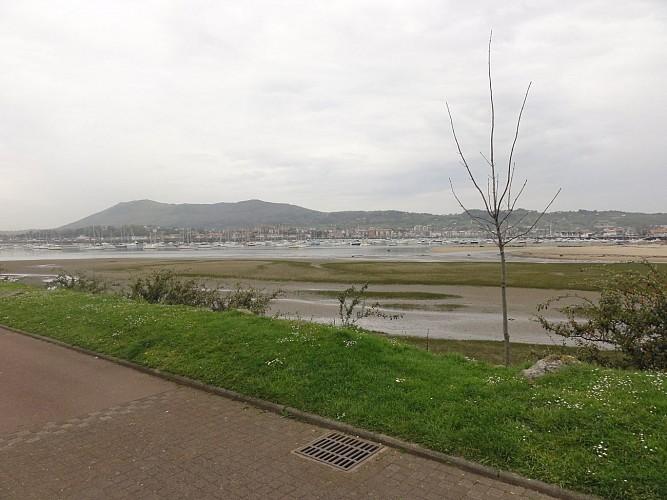 Hendaye - Fontarabia - Hendaye