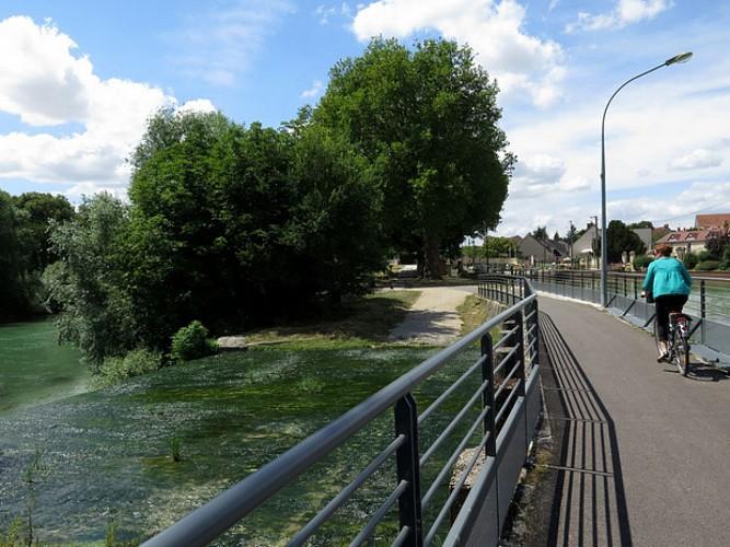 Véloroute de la vallée de la Marne