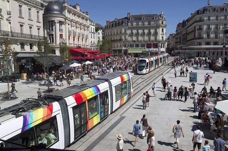 Parcours marche escapade urbaine angers centre historique angers - Angers office du tourisme ...