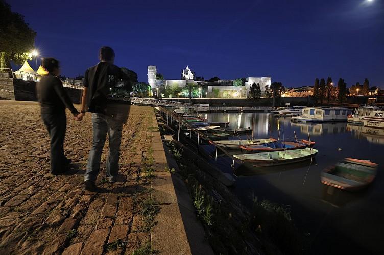 Escapade urbaine Angers : la Doutre