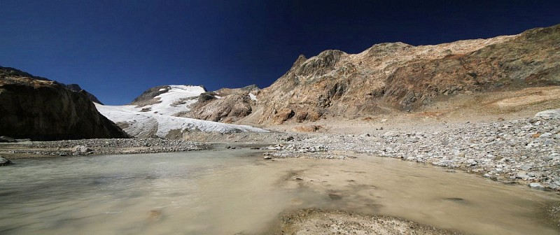 Col de la Croix de Fer - Lac Bramant - Glacier de St Sorlin