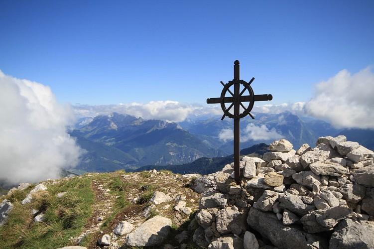 Le Mont Trelod