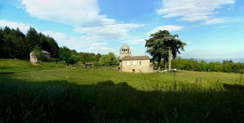 L'églsie de Saint André-Lachamp