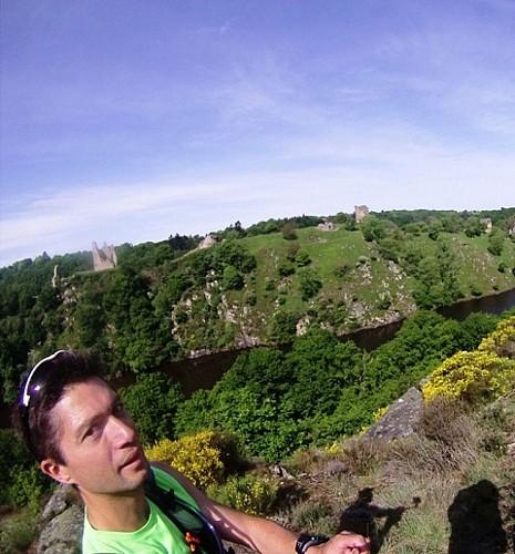 Entrainement Trail Tour du lac Eguzon - Depart de Bonnu