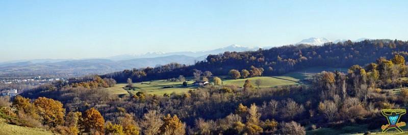 Pamiers - Sentier des coteaux de Castelmascart - 14km - 4h00 - Ariège (09)